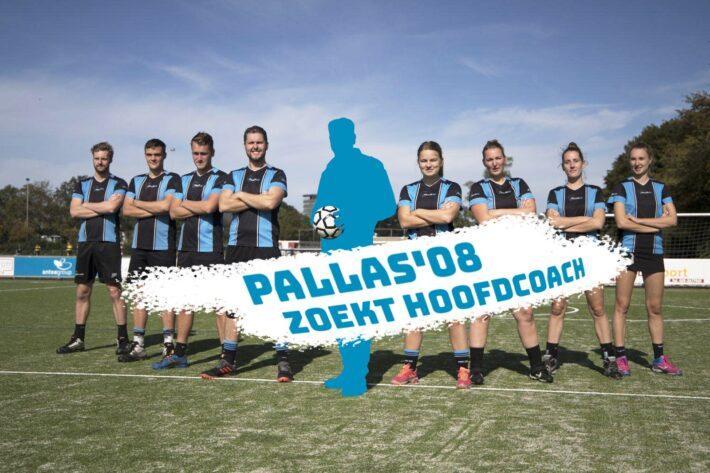 LKV Pallas'08 zoekt hoofdcoach